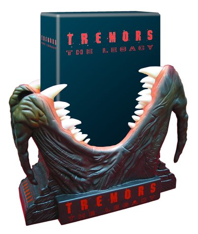 Tremors - The Legacy Box [4 DVDs]