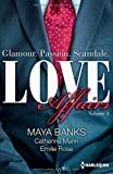 Love Affairs Tome 1: Love Affairs Tome 1 : Jason - Flynn - Celia