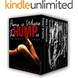 Home Is Where the HUMP Is (10 Book Box Set of Lusty Taboo Stories)