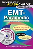 EMT-Paramedic Interactive Flashcards Book (REA) (Flash Card Books)