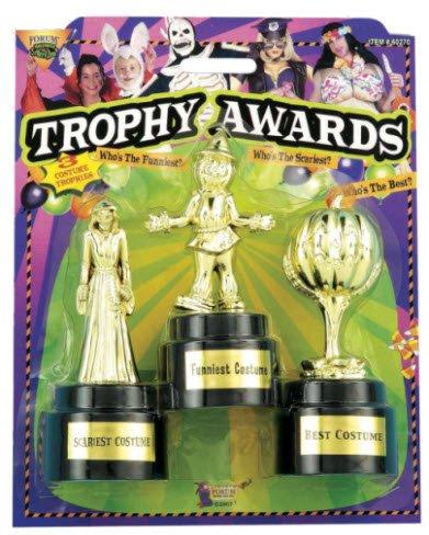 [Halloween Trophy Award] (The Funniest Halloween Costumes)