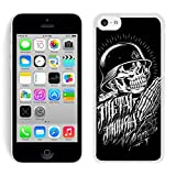 iPhone 5C Case,Metal Mulisha 2 Whit