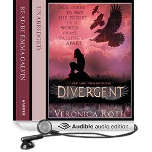 Divergent: (Divergent, Book 1) (Unabridged)