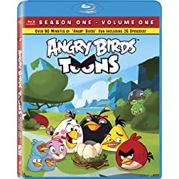 Angry Birds Toons - Season 01, Volume 01