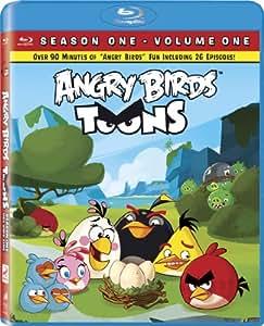 Angry Birds Toons - Season 01 Volume 01 [Blu-ray]