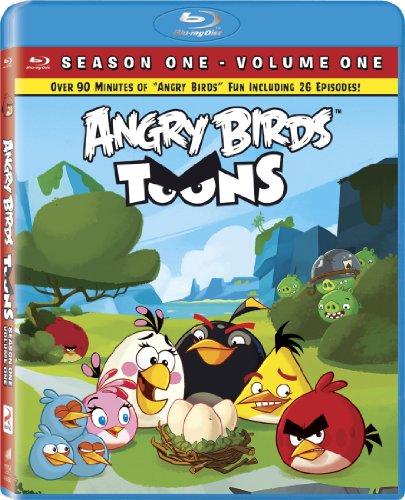 Blu-ray : Angry Birds Toons: Season One Volume 1 (Widescreen, )