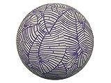 75cm Exercise Ball Cover, yoga ball cover, balance ball cover - Lavender Palm