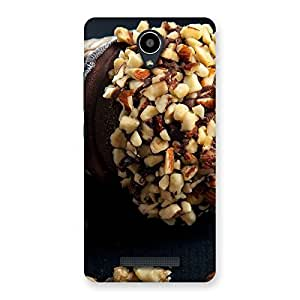 Cute Cone Ice Cream Back Case Cover for Redmi Note 2