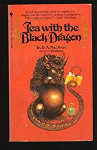 """Cover of """"Tea with the Black Dragon"""""""