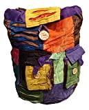 Purpledip Funky college Bagpack Multicolor(bag11b)