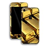#5: SKIN WORLD FULL BODY 24 K GOLD MODEL SKIN FOR APPLE IPHONE 7