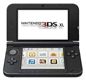 Nintendo 3DS XL - Red/Black - Standard Edition
