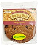 International Harvest's Go Big Organic Gluten-Free Oatmeal Cookie, Triple Berry, 3 Ounce (Pack of 12)