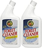 Earth Friendly Products Toilet Cleaner - 24 oz - 2 pk