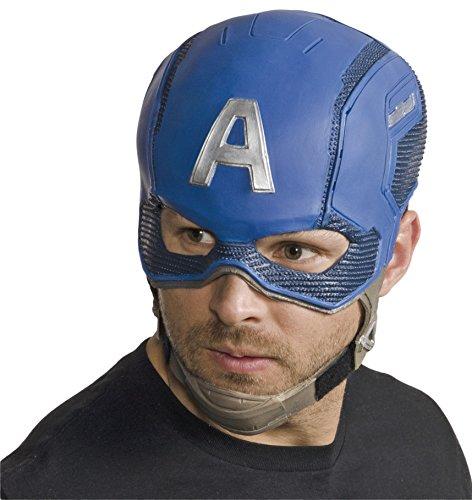 マーベル アベンジャーズ キャプテンアメリカ マスク コスチューム用小物 36460