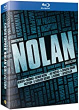 Cofanetto Nolan Blu-ray - Interstellar/Il Cavaliere Oscuro - La Trilogia/Inception/The Prestige/Insomnia/Memento