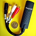 EasyCAP Cl� d'acquisition vid�o-audio...