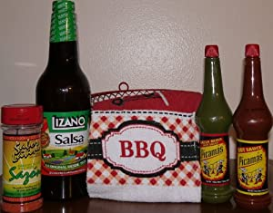 Father's Day Hot Sauce Lovers Gift Basket