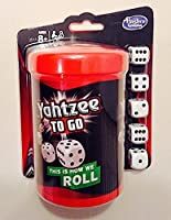 Yahtzee to Go Travel Game 2014 from Hasbro Gaming