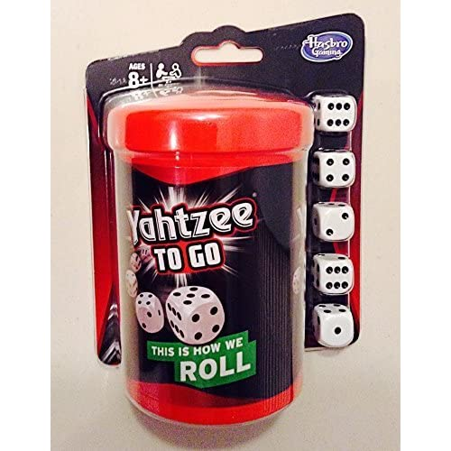 Yahtzee to Go Travel Game 2014 by Hasbro Gaming günstig