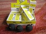 Dunlop Pro Squash Balls - 12 Box New!