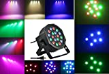 Kapata-18W-181W-7-Channel-RGB-Indoor-LED-Flat-Par-Light-Voice-Music-Activated-DMX512-LED-PAR-Light-for-Stage-Lighting-KTV-DJ-Disco-Party-Stage-Effect-PAR-Light-Rotating-Lamp-Bulb