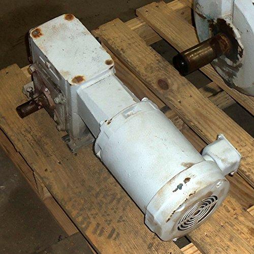 Frame 3-Phase 1725Rpm 2.2A Motor W/ Ohio Gear Reducer