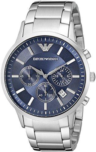 Emporio Armani AR2448 - Orologio Cronografo