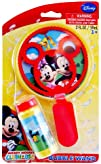 Mickey Bubble Wand and Pan