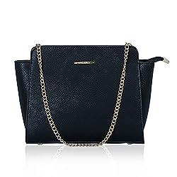 David Jones DJSLING77BLACK women's Sling Bag
