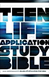 img - for Teen Life Application Study Bible NLT book / textbook / text book