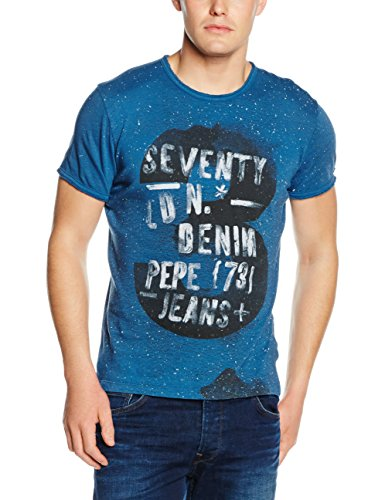 pepe-jeans-clapman-t-shirt-uomo-blu-deep-sea-597-medium