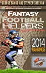 Fantasy Football Helpers 2014 Ranking...