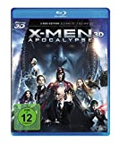 DVD & Blu-ray - X-Men Apocalypse [3D Blu-ray]