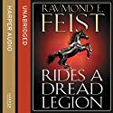 Rides a Dread Legion: Demonwar Saga, Book 1 (       UNABRIDGED) by Raymond E Feist Narrated by Peter Joyce