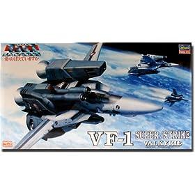 1/72 ������v�� �}�N���X VF-1 �X�[�p�[/�X�g���C�N�o���L���[