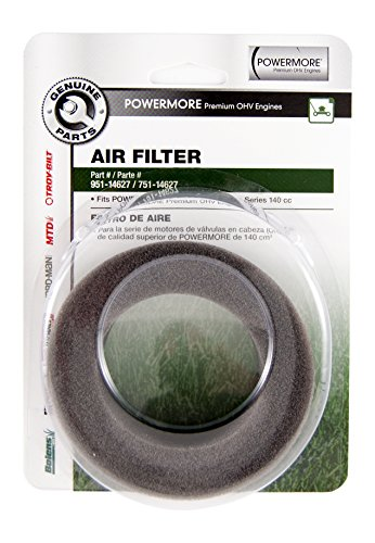 MTD Genuine Parts Replacement 140cc Powermore Air Filter