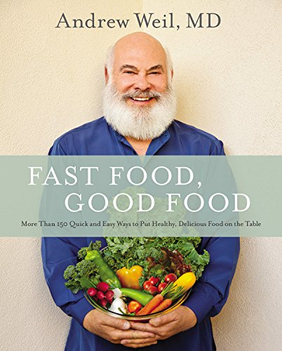 Fast Food, Good Food: More Than 150 Quick and Easy Ways to Put Healthy, Delicious Food on the Table (Book To Put Recipes In compare prices)