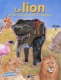 echange, troc Collectif - Lion et les Animaux de la Savane (la Vitrine)