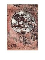 Especial Arte Lienzo L'amante - Klee Paul Multicolor