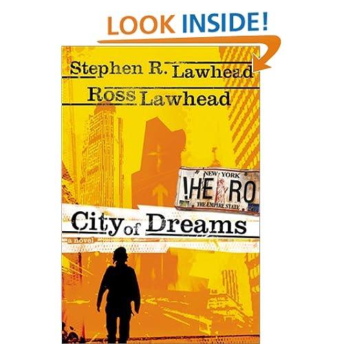 City of Dreams (!Hero Series, Book 1)