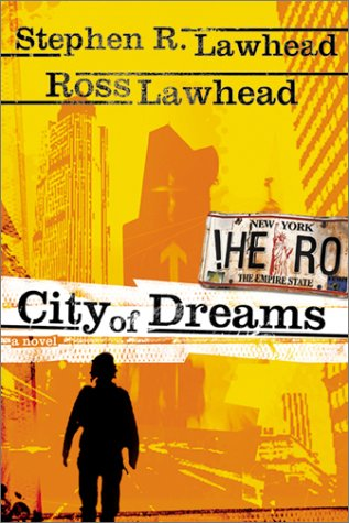 Cover of City of Dreams (!Hero Series, Book 1)