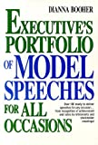 The Executives Portfolio of Model Speeches for All Occasions (Business Classics (Paperback Prentice Hall))