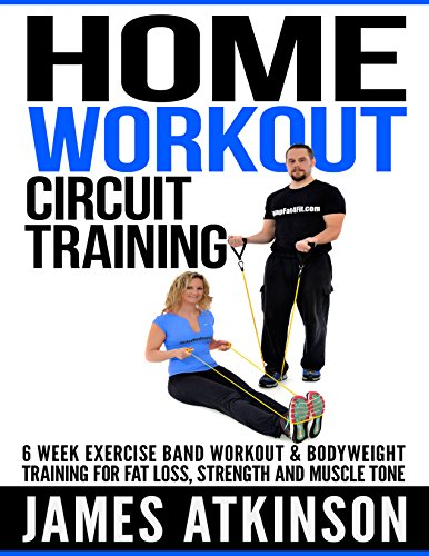 Home Workout Curcuit Training by James Atkinson ebook deal