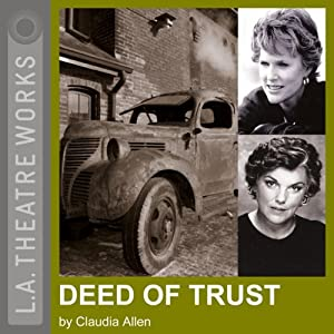 Deed of Trust | [Claudia Allen]