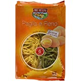 "Tre Mulini: ""Paglia E Fieno"" Durum Whole Wheat Semolina Pasta * 8.81 Ounce (250gr) Packages (Pack Of 4) * [ Italian..."