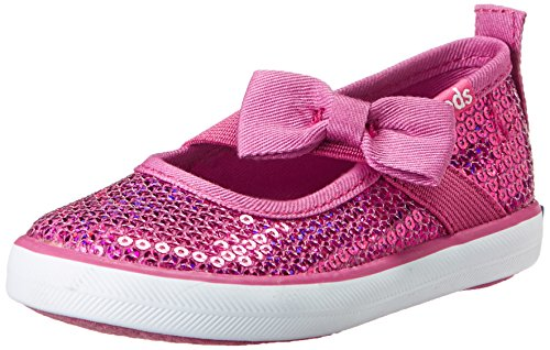 Keds Champion K Mj Sneaker (Toddler/Little Kid),Fuchsia,8.5 M Us Toddler front-1083254