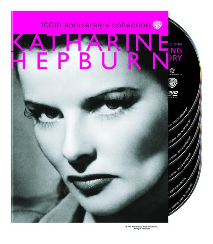 Cover art for  Katharine Hepburn Collection (Morning Glory / Undercurrent / Sylvia Scarlett / Without Love / Dragon Seed / The Corn Is Green)