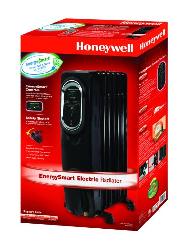 B009YKYH92 Honeywell EnergySmart Electric Radiator Whole Room Heater