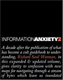Information Anxiety 2 (Hayden/Que) (0789724103) by Richard S Wurman